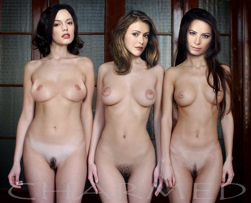 Wb charmed nude pics