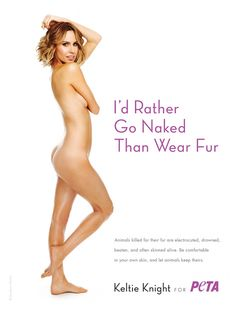 I rather be naked