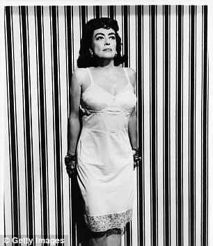 Nude pictures of joan crawford