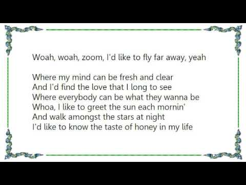 Lyrics to the song zoom