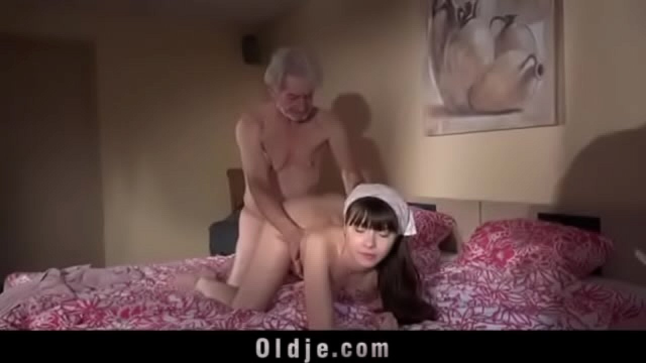 Teens and old men porn