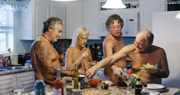 Photographs of nudists