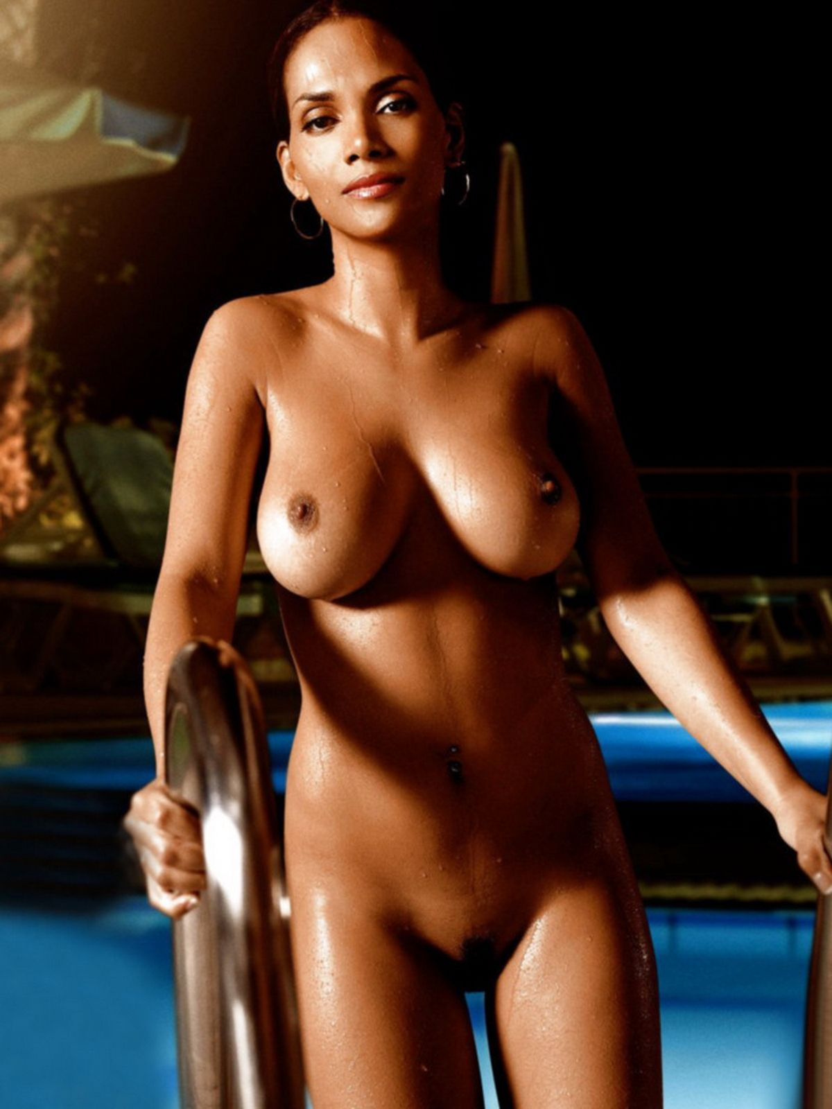 Halle berry porn pictures
