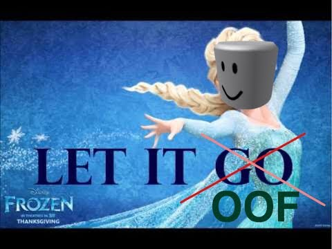 Let it go but every time