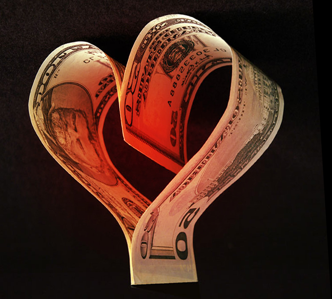 Love and sex and money