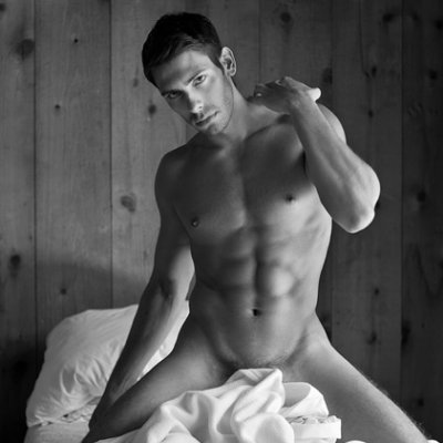 Nude athletic and erotic men
