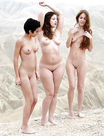Nude models from israel